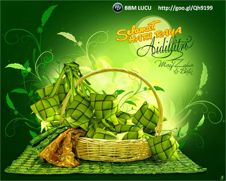 BBM LUCU CERITA LUCU TERBAIK 2014 BBM LUCU Ucapan Selamat Idul