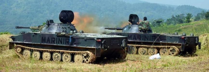 Індонезійські ПТ-76 отримають українські ракети