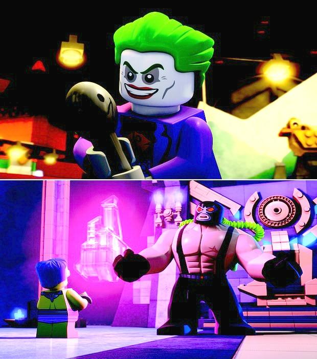 LEGO Batman, LEGO DC Super Heroes Justice League, Gotham City Breakout