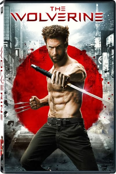 The Wolverine 2013 BluRay 720p 900mb YIFY