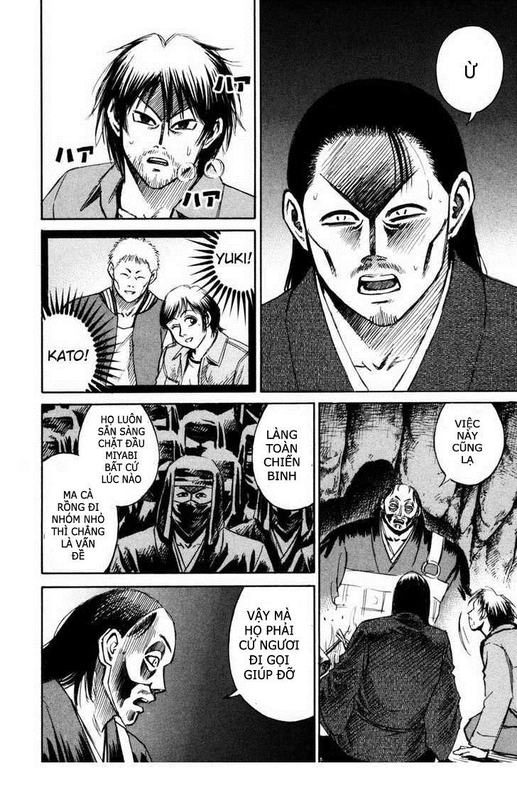 Higanjima chapter 69 trang 17