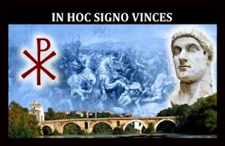 """""""In hoc signo vinces"""": Costantino e la nascita di un nuovo Impero"""