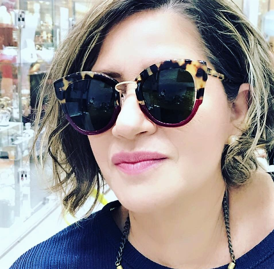 9b606165e Também houve sorteios de produtos da marca de óculos queridinha das  fashionistas.