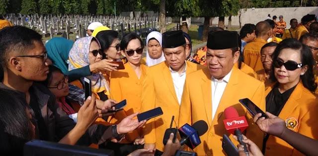 """Ketum MKGR: """"Kebohongan Award"""" PSI Menambah Keburukan Perpolitikan"""
