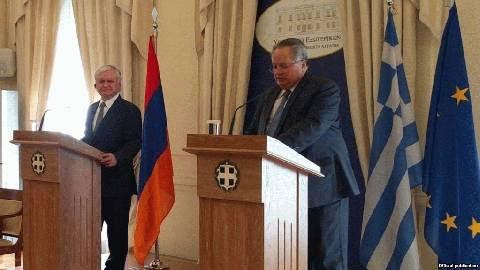Ereván cancela formalmente acuerdos entre Armenia y Turquía
