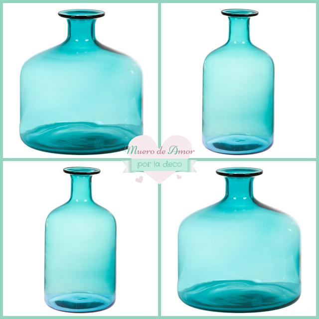 Jarrones Azules para Decorar tu Casa-Actúa Decor- By Ana Oval-2