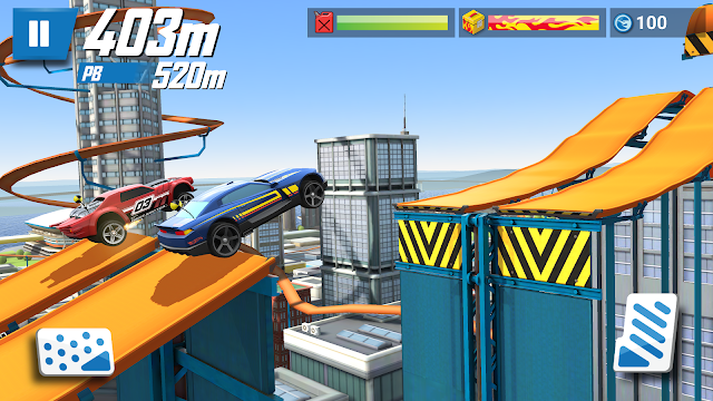 Download Hot Wheels Race Off Apk Mod 3