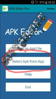 clone aplikasi android