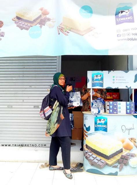 Bolu Susu Lembang, Oleh-Oleh Khas Bandung yang Mantul ...