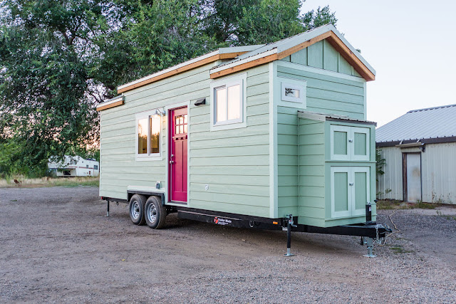 KerriJo's Mitchcraft Tiny Home