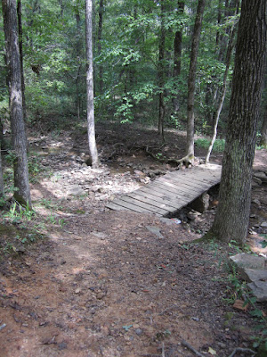 WOOLLY HOLLOW STATE PARK TRAIL