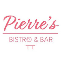 The logo to Pierre's Bistro in Dubai, UAE