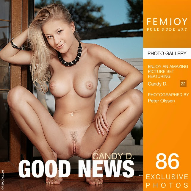 Vihmjof 2015-02-11 Candy D - Good News 02230