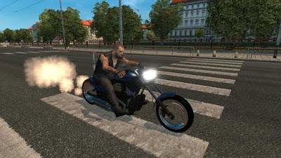 Traffic Motor ETS2