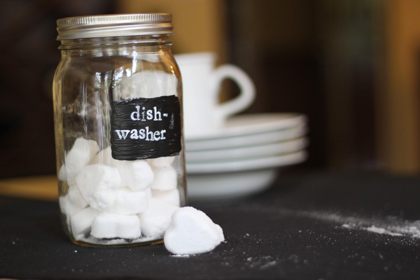 Green Owl Art: DIY Dishwasher Detergent Pods