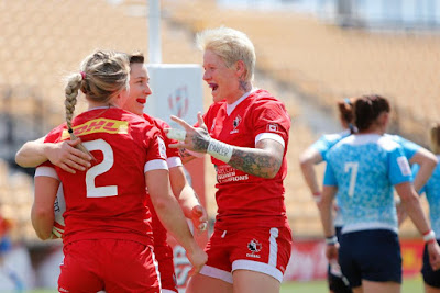 Canada Rugby Sevens Squad for PyeongChang Olympics