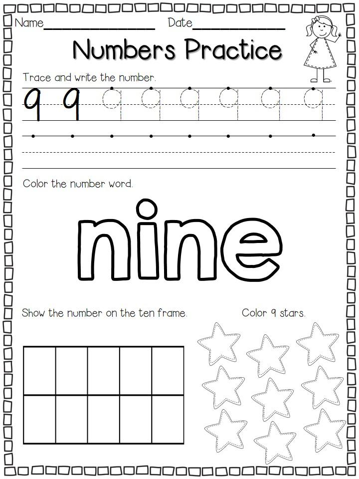 Slide9 Quiz Worksheet For Kindergarten on double ten frame, my house, winter math, consonant blends, free printable 5 senses, fun phonics, letter review,
