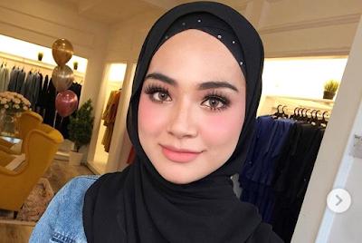 Biodata Hanna Farisha Anak Fauzi Nawawi Yang Cun Melecun