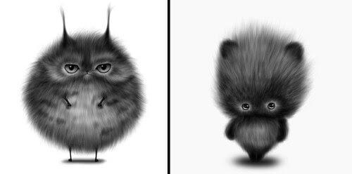 00-Maria-Fluffy-Animals-in-Digital-Art-Creatures-www-designstack-co