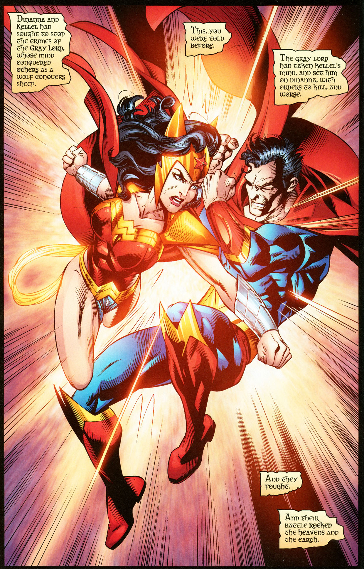 Read online Trinity (2008) comic -  Issue #33 - 9