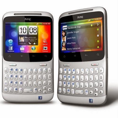 Spesifikasi Hp HTC Chaca