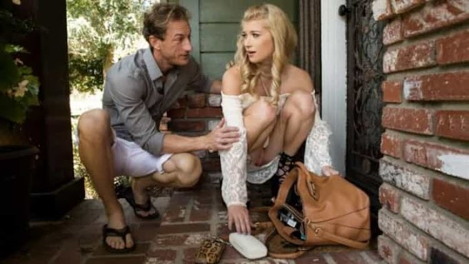 Arya Fae in Locked Out Lust - Babes