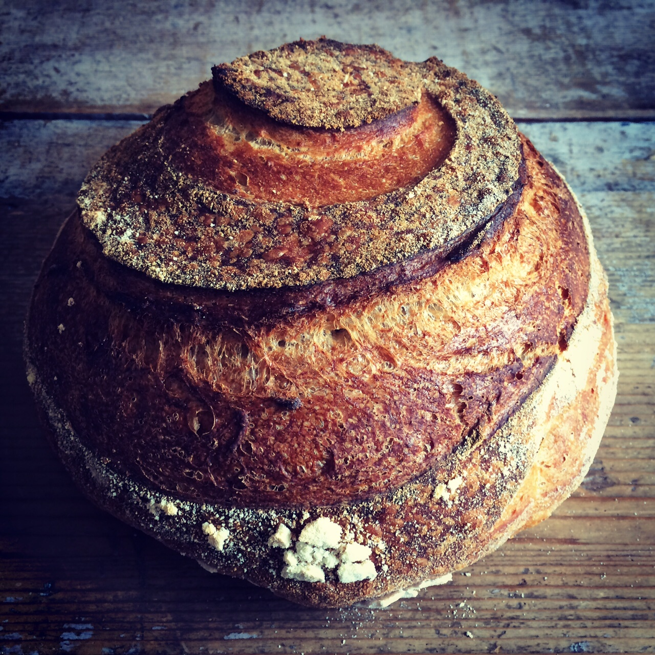 Tartine Bread Experiment: yes. i have been baking...