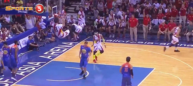 Top 5 Plays from Game 7 of San Miguel vs. TNT (VIDEO)