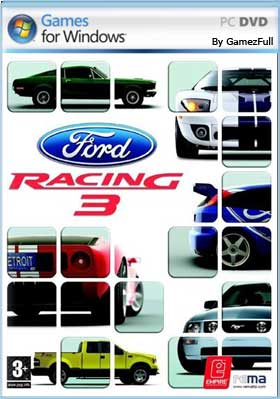 Ford Racing 3 PC [Full] [Español] [MEGA]