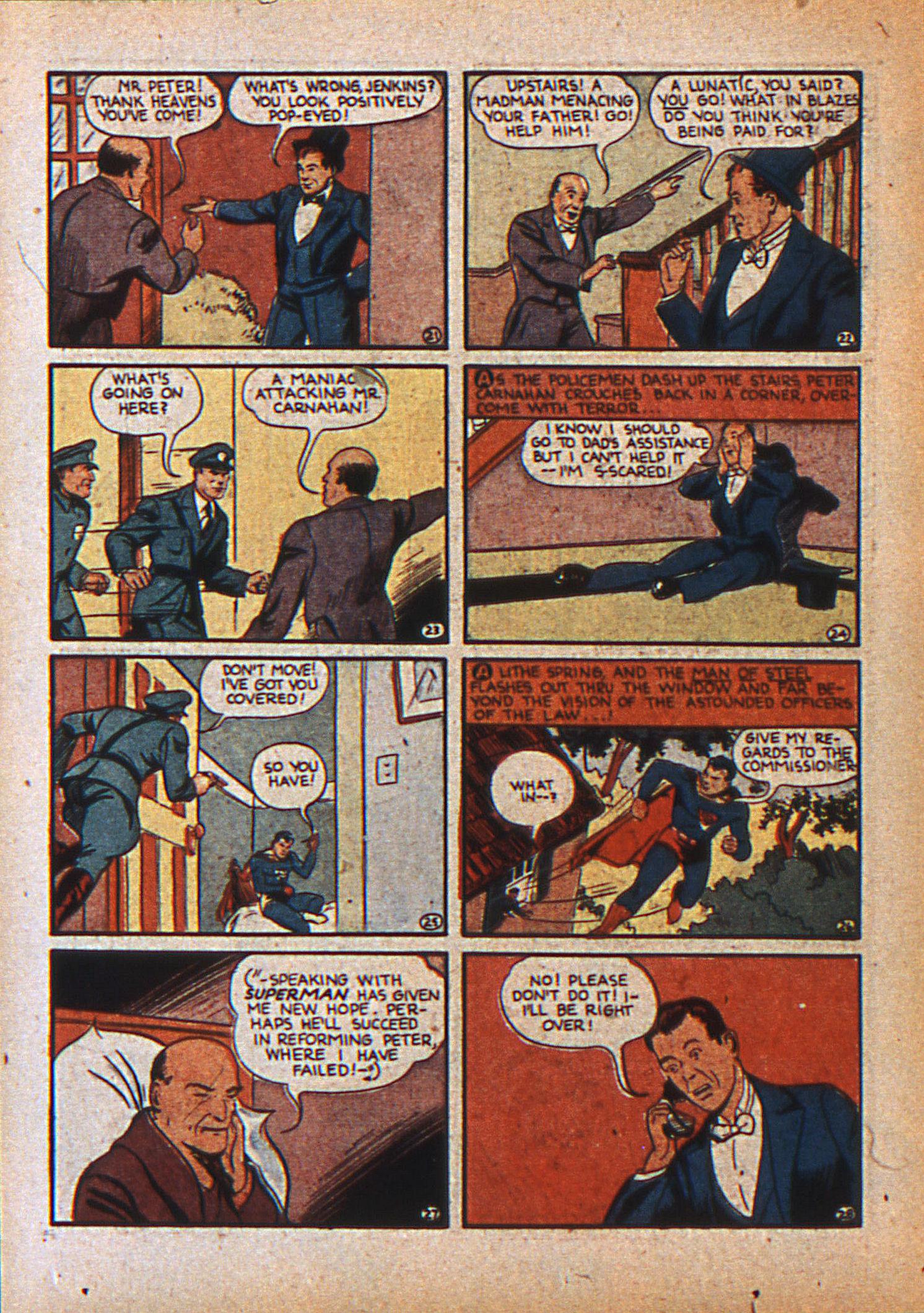 Action Comics (1938) 24 Page 6