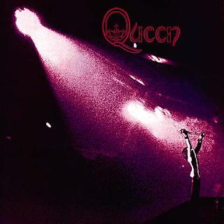 Capa do disco Queen que o grupo britânico Queen lançou em 1973