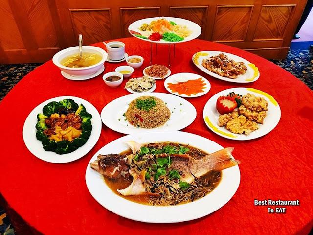 CHINESE-NEW-YEAR-2020- Good Luck Set Menu Tung Yuen Chinese Restaurant - Grand Bluewave Hotel Shah Alam