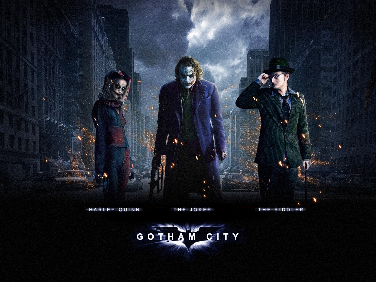 Wallpaper wallpaper movie - Gotham wallpaper ...