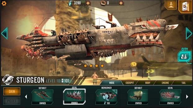Sandstorm: Pirate Wars - Game android HD Grafik terbaik 2017