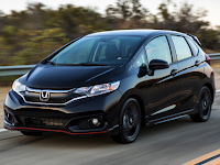 2020 Honda Fit Review