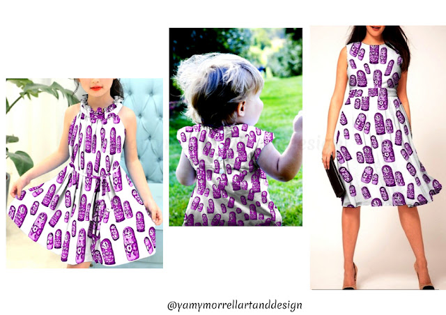 purple-Pattern-Matrioskas-design-by-yamy-morrell