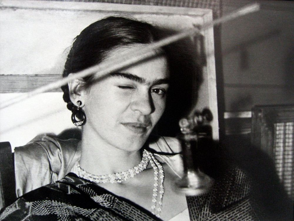 Pinturas Frida Kahlo Para Colorear: Fascinating Portraits Of Frida Kahlo Taken By Her Best