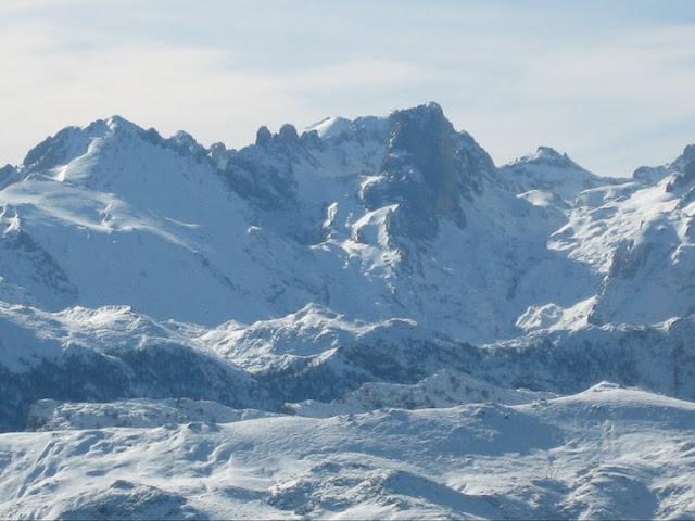 Rutas Montaña Asturias: Vista del Urriellu