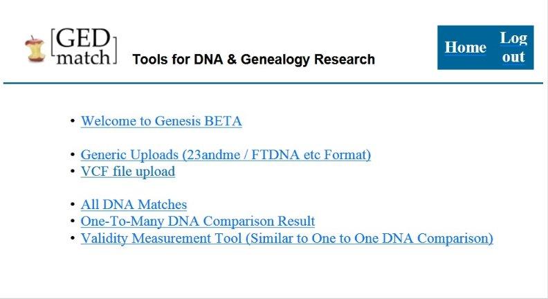 The Blundering DNA Genealogist: Gedmatch Tool: Genesis