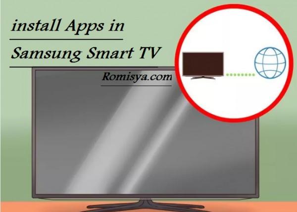 ربط التليفزيون الذكي بالإنترنت