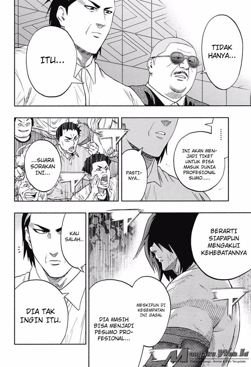 Hinomaru Zumou Chapter 145-4