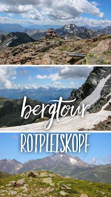 Wanderung auf den Rotpleiskopf | Wandern Paznaun Tirol | Tourenvorschlag + GPS-Track | Tourenportal | Outdoor Blog | Bergtour See