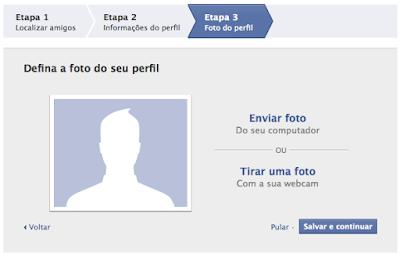 Como Criar um Facebook