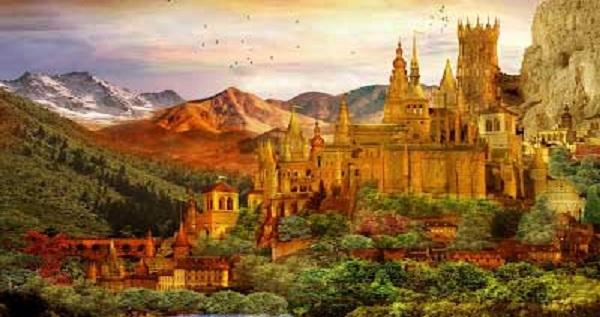mitos dan legenda yang terbentuks ejak insan dapat berkomunikasi satu sama lain Inilah 5 Lokasi Mistis yang Paling Bikin Penasaran
