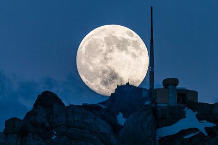 كيف تصور القمر كالمحترفين؟