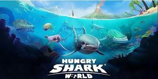Hungry Shark World Mod APK Data Terbaru v1.0.6
