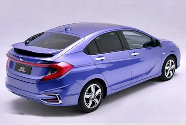 Honda Gienia (City Hatchback) Specs Review Price Release Date 2017