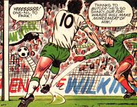 Deans Park vs Melchester Rovers 1984/85