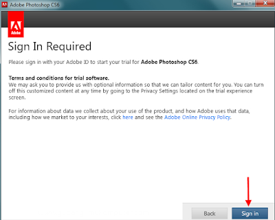 Cara install Adobe Photoshop CS 6