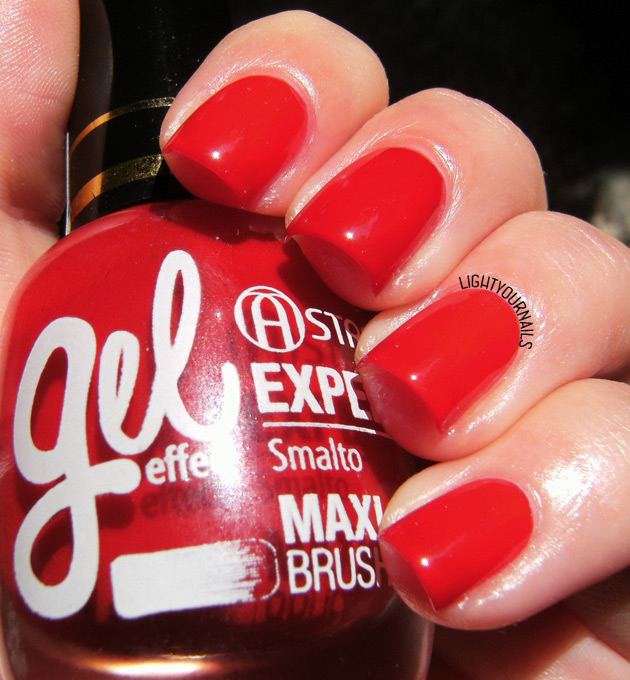 Astra Gel Expert n. 12 Rouge Passion